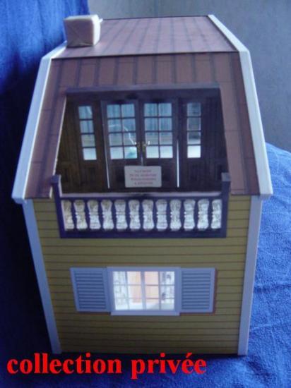 Le balcon - avec étiquette de sécurité