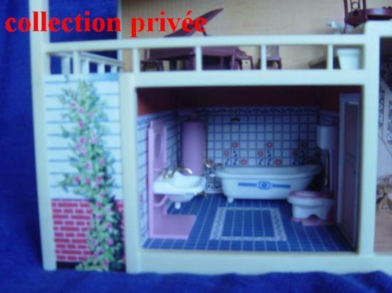Salle de bain et renfort de façade