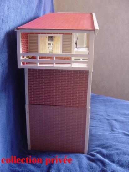 Façade de gauche - balcon