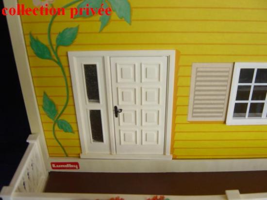 Vue rapprochée - la porte