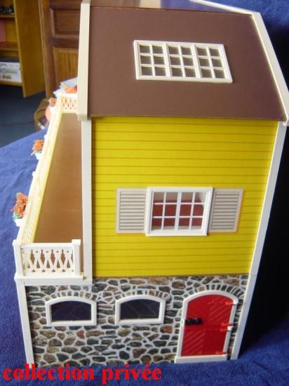 Vue côté droit - lucarne de toit